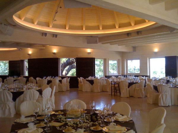 Sala polivalente Tenuta Monacelle a Fasano (BR) - Kino Workshop